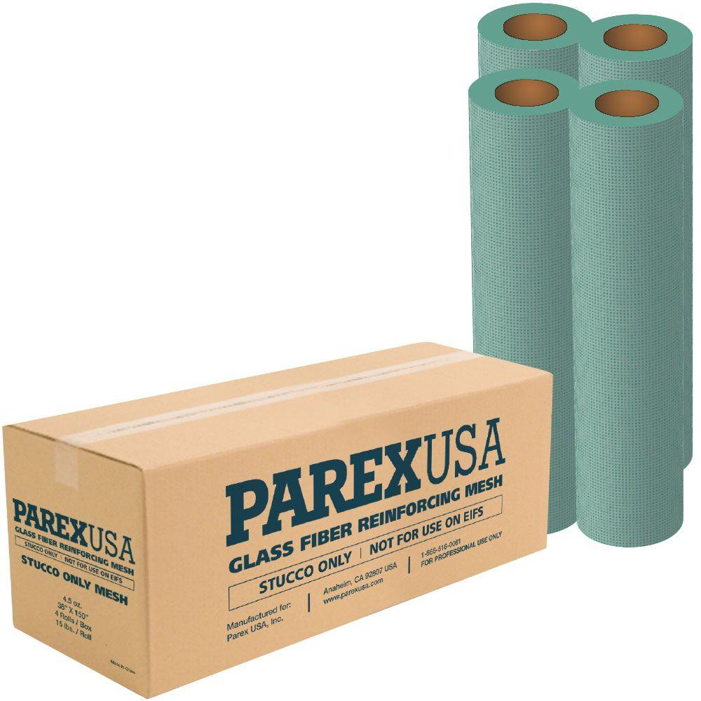 LaHabra 38 in. x 150 ft. Stucco Reinforcing Mesh (4- case)