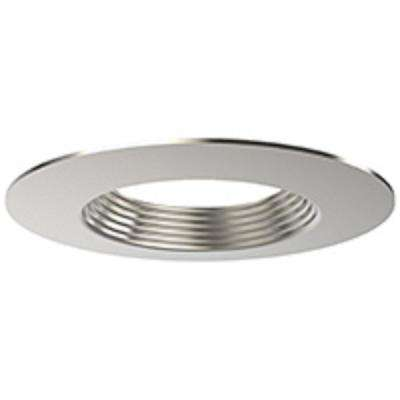 ProLED 6 in. Brushed Nickel Recessed Trim