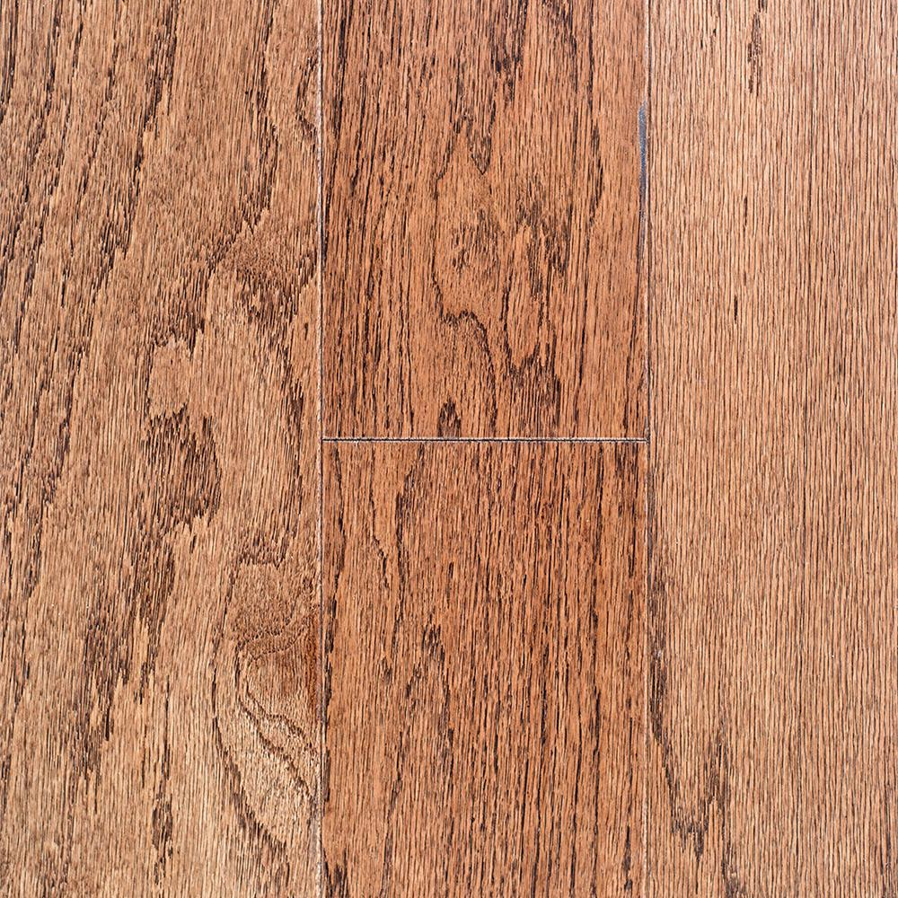 Blue Ridge Hardwood Flooring Oak Bourbon 3 8 In Thick X 5