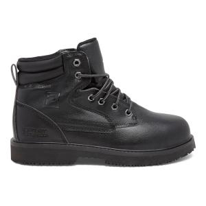 71d4361f3f6 Fila Landing Steel Men Size 9 Black Synthetic Steel Toe Work Boot ...