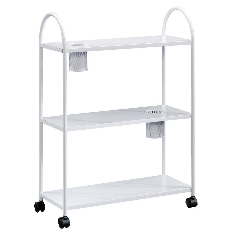 HomeVisions White Multi-Purpose Cart