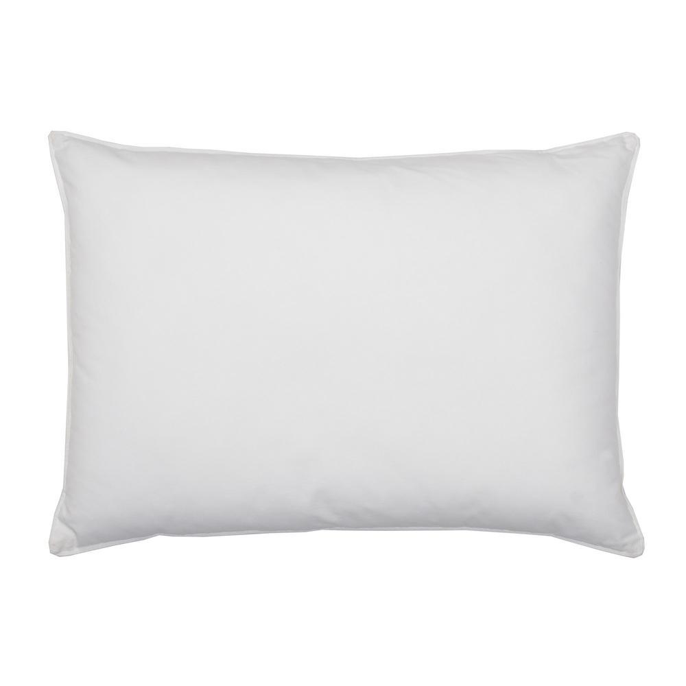 TCS Down Firm 16 in. x 24 in. Jumbo Pillow