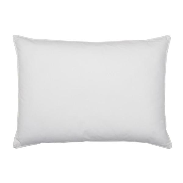 TCS Down Firm 16 in. x 24 in. Jumbo Pillow