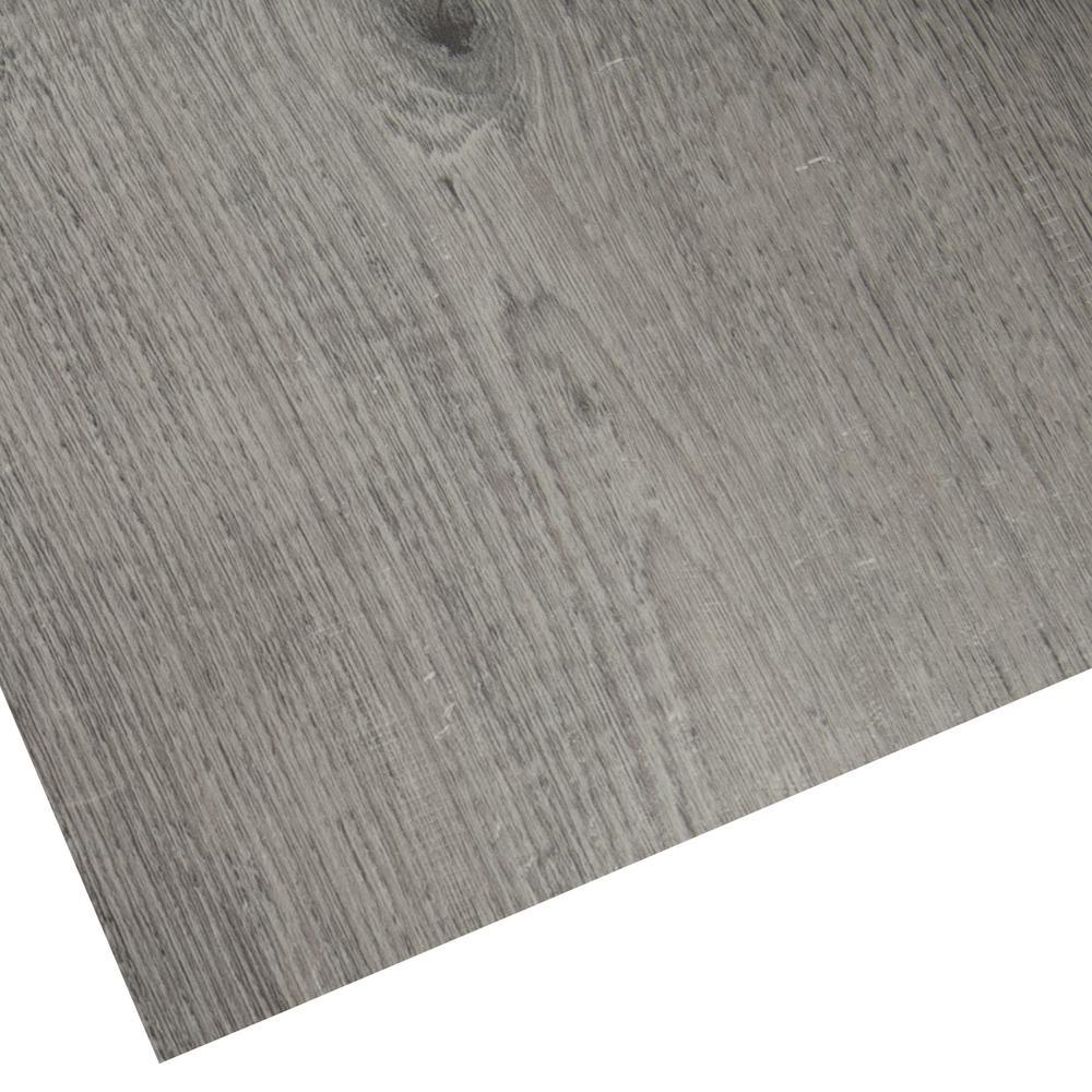 Woodland Ashen Estate 7 in. x 48 in. Rigid Core Luxury Vinyl Plank Flooring (23.8 sq. ft. / case)