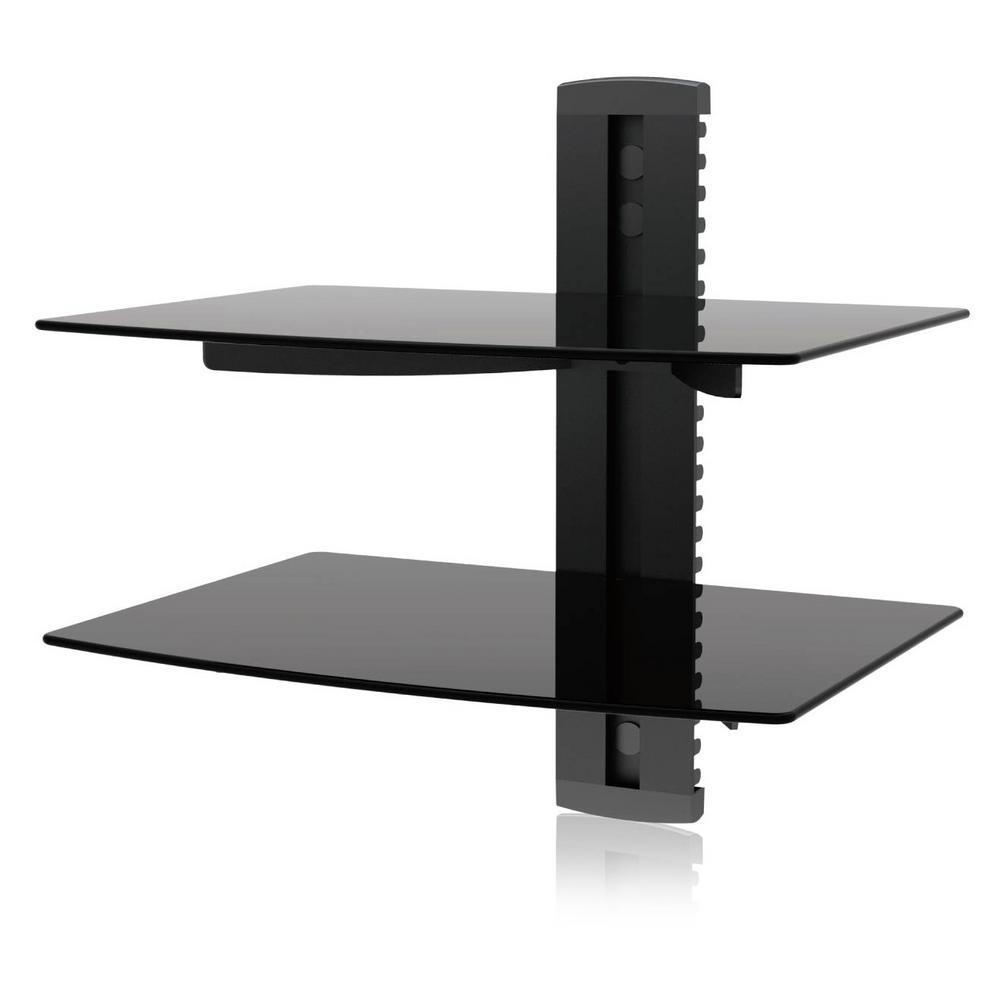 Ematic Console 2-Shelves