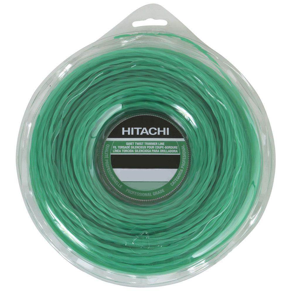 Hitachi 320 ft. Large Donut Quiet Twist Trimmer Line
