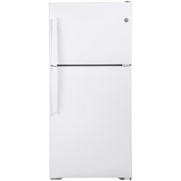 19.2 cu. ft. Top Freezer Refrigerator in White, ENERGY STAR