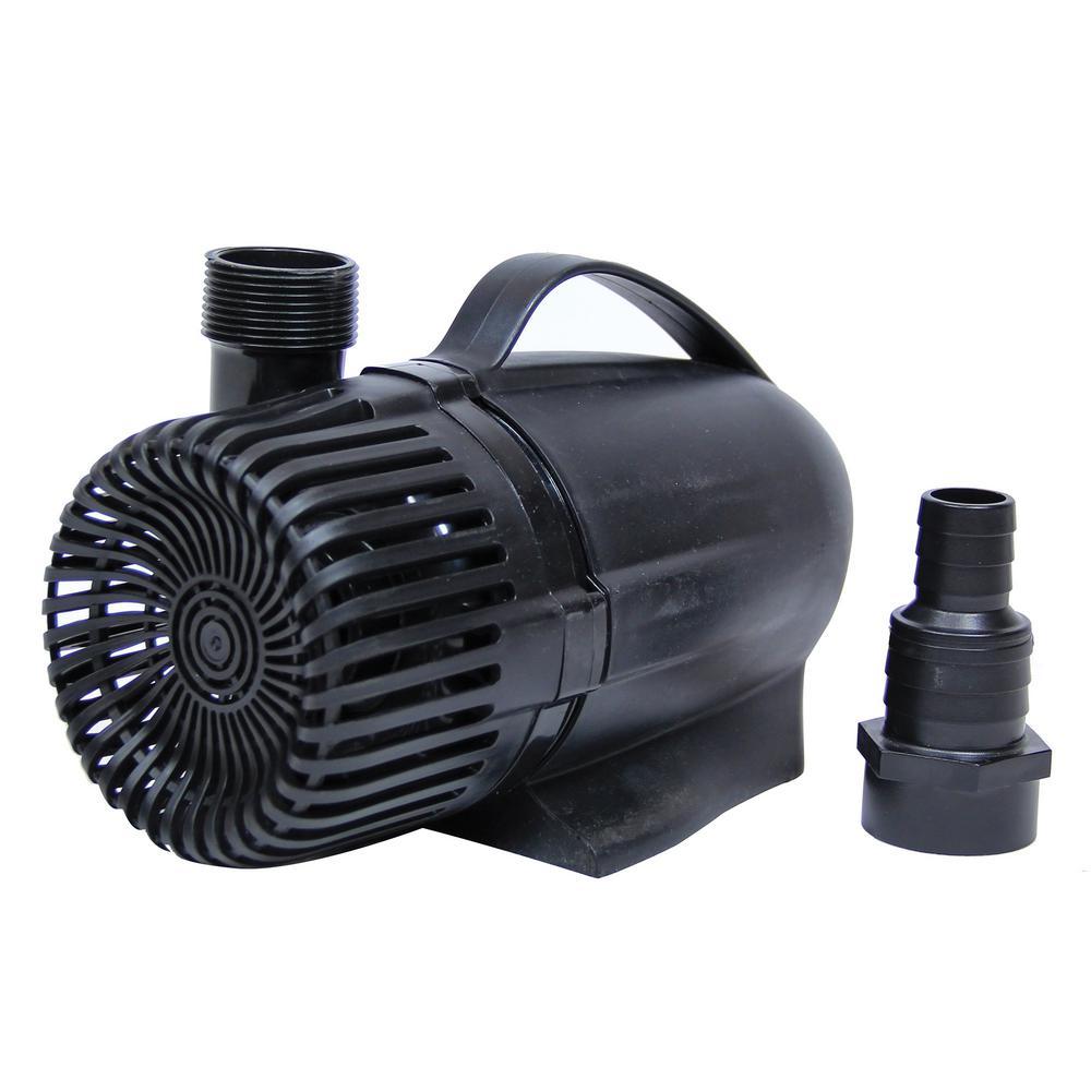 2,300 GPH Waterfall Pump
