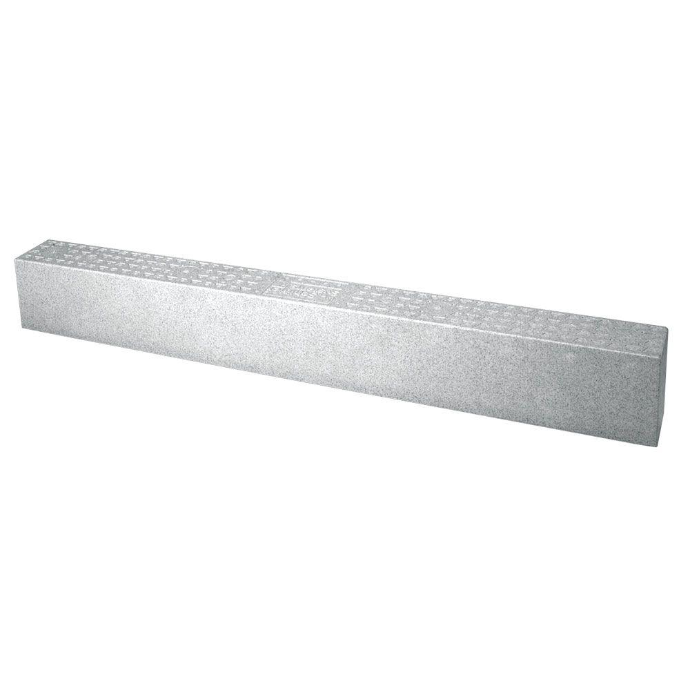 Schluter Shower Curb Home Depot