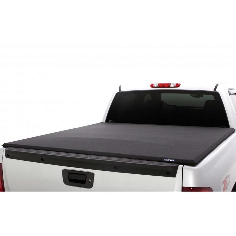 Lund Truck Accessories >> Lund Genesis Elite Tri Fold Tonneau