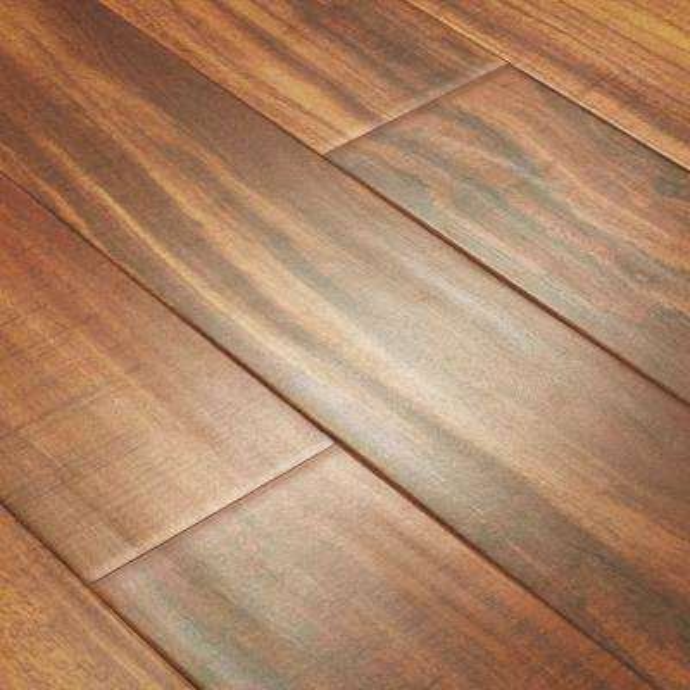 Take Home Sample - Hawaiian King Koa - Laminate Flooring - 5 in. x 7 in.
