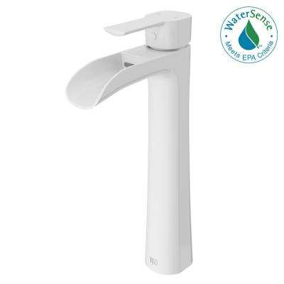 White - Bathroom Sink Faucets - Bathroom Faucets - The Home Depot