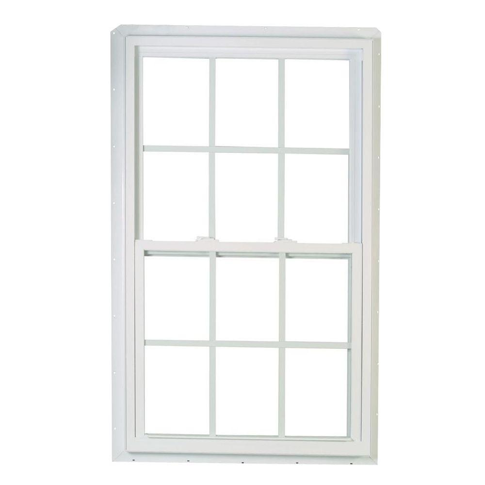 American Craftsman 31.75 in. x 49.25 in. 70 Series Pro Double Hung ...