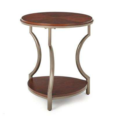 Maryland Brown Modern End Table