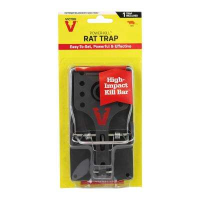 Power Kill Rat Trap
