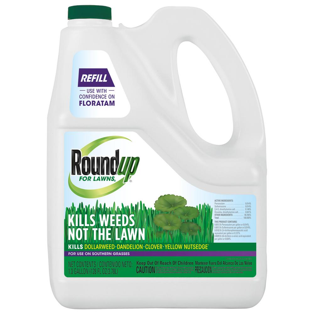 Roundup For Lawns 4 Ready To Use Refill 1 Gal Southern
