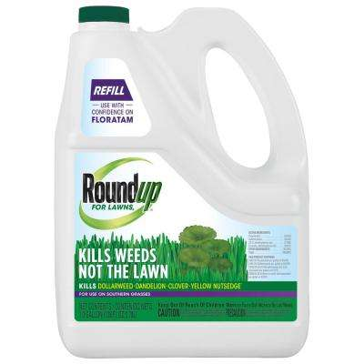Roundup for Lawns 4 Ready-to-Use Refill 1 Gal. (Southern)