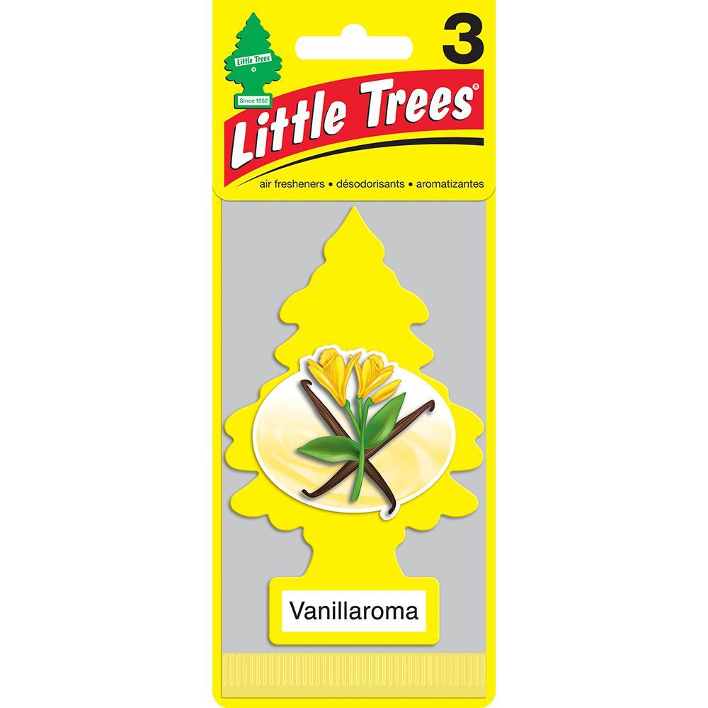 Air Freshener Vanillaroma (3-Pack)