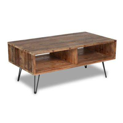 Turner Natural Wood Coffee Table