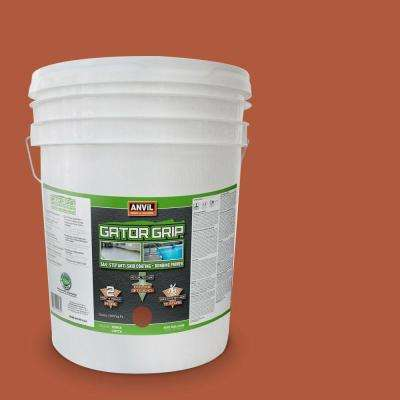 5-gal. Terra Cotta Anti-Skid Coating and Bonding Primer