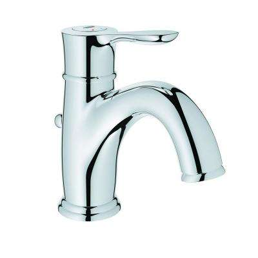Parkfield Single Hole Single-Handle Bathroom Faucet in StarLight Chrome