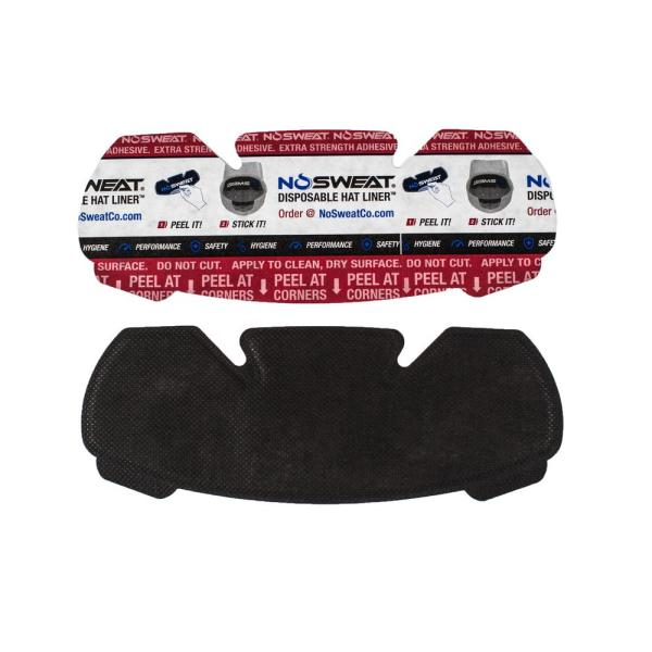 Sweat Absorbing Disposable Hat Liner (12 pack)