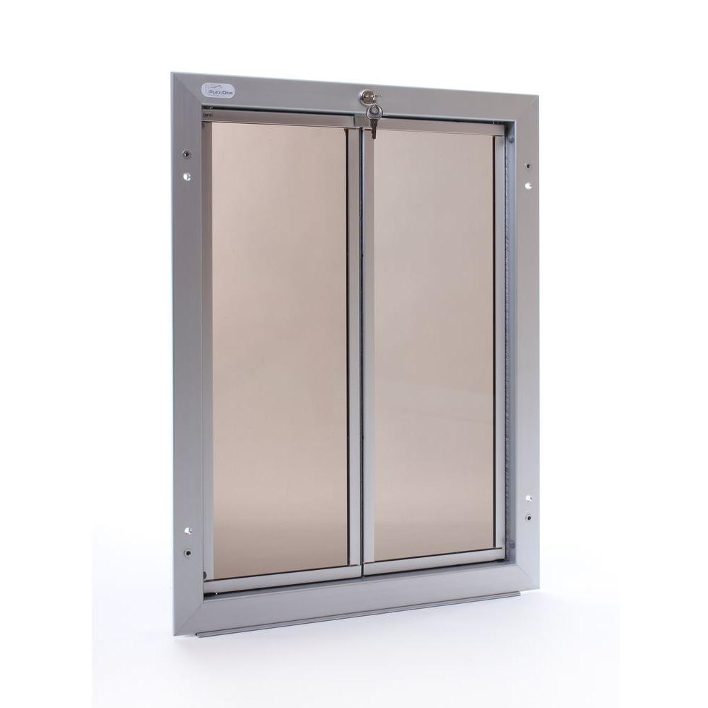Plexidor Performance Pet Doors 16 In X 23 75 In Chew