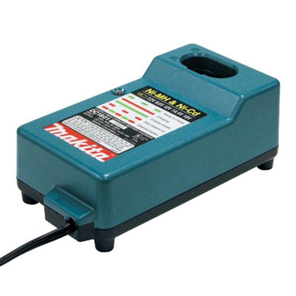 makita 7 2 volt 18 volt universal battery charger dc1804 the home rh homedepot com makita dc1804 manual makita dc1804t instruction manual