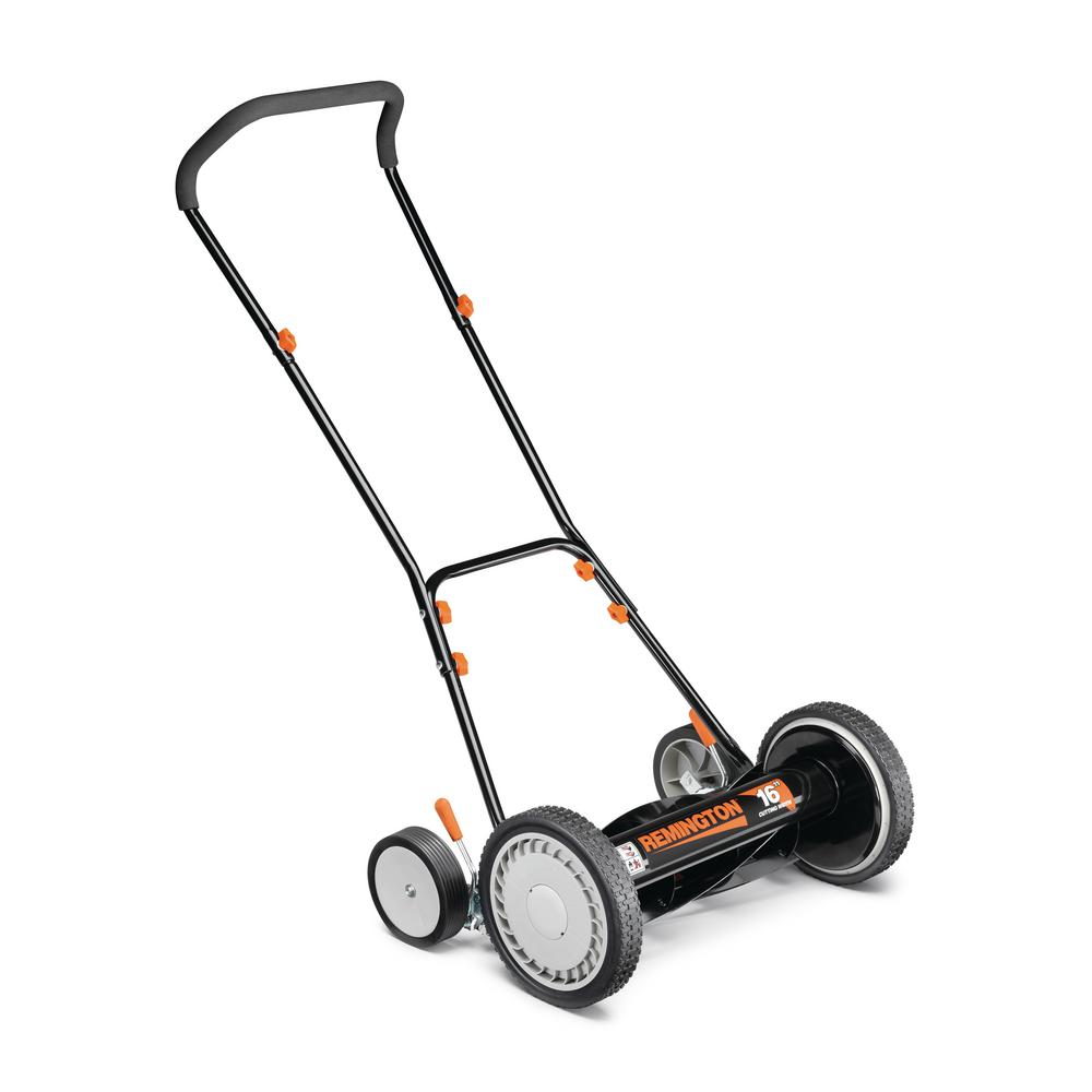 Manual Walk Behind Nonelectric Reel Mower