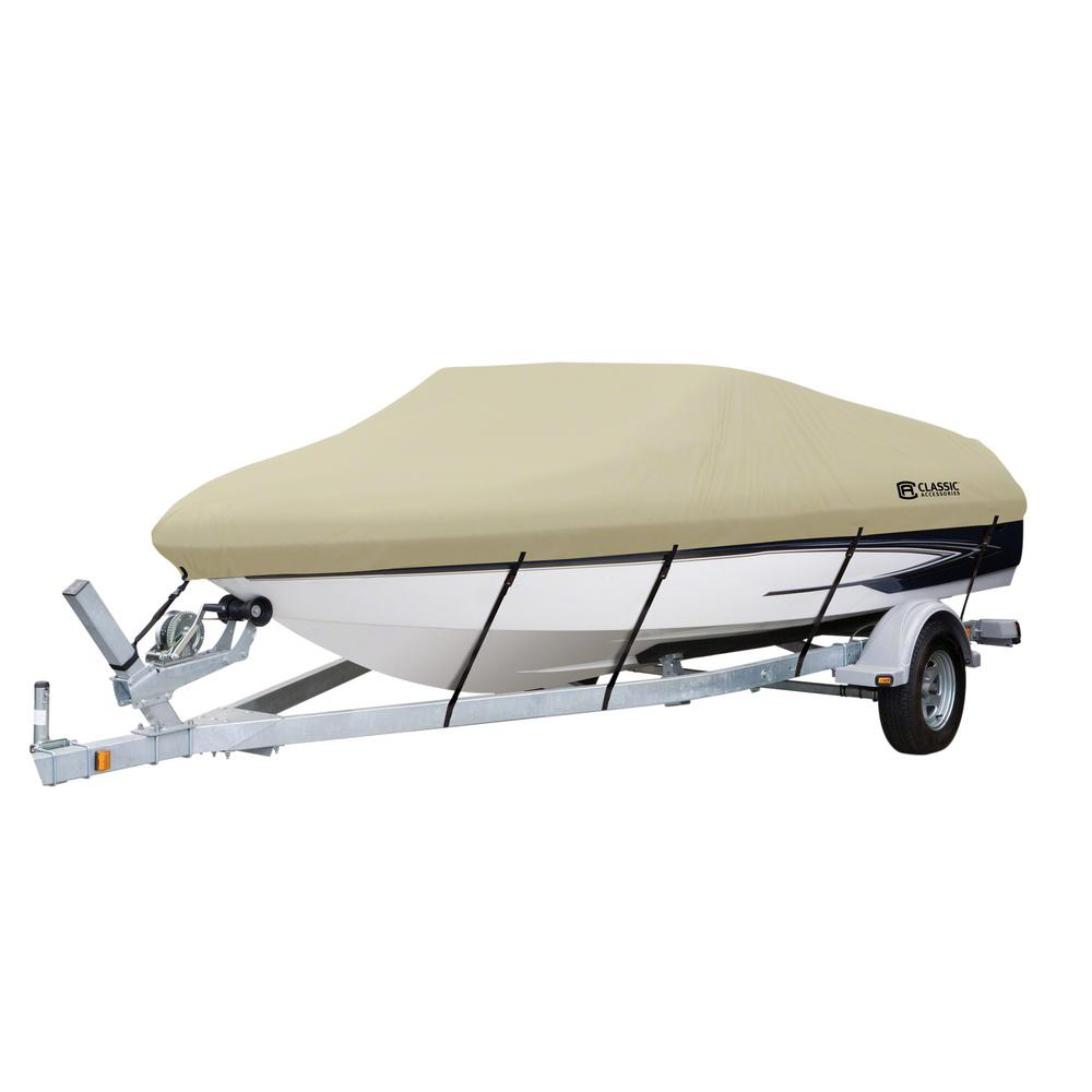 Aluminum Boat Cover : Classic accessories dryguard waterproof ft to