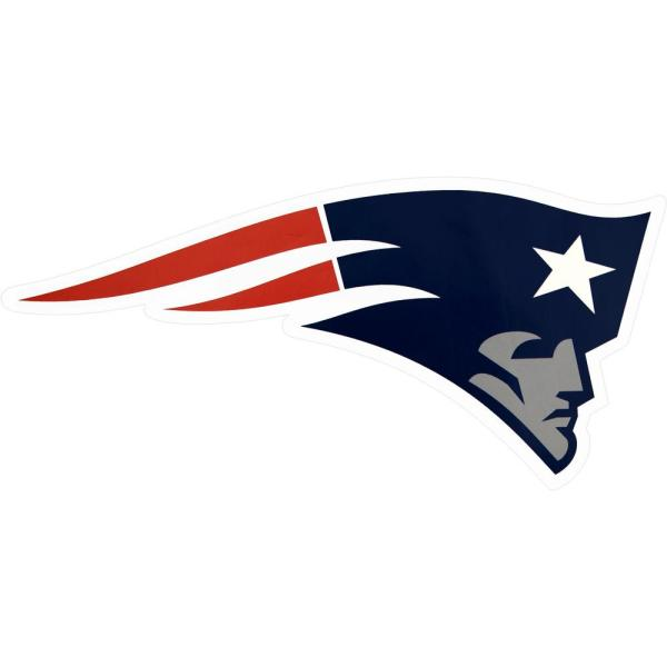 Applied Icon Nfl New England Patriots Outdoor Logo Graphic