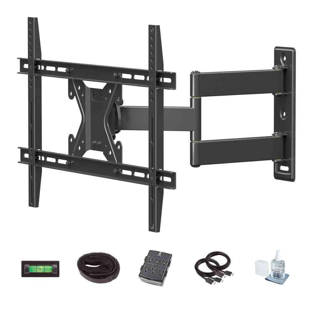 Commercial Electric Full Motion TV Wall Mount Kit for 26 in. - - Sale: $99.00 USD