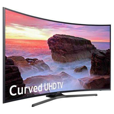 MU6500 55 Class LED 2160p 60Hz Internet Enabled Smart 4K Ultra HDTV with Built-In Wi-Fi