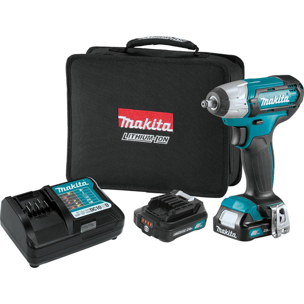 12-Volt MAX CXT Lithium-Ion Cordless 3/8 in. Square Drive Impact Wrench