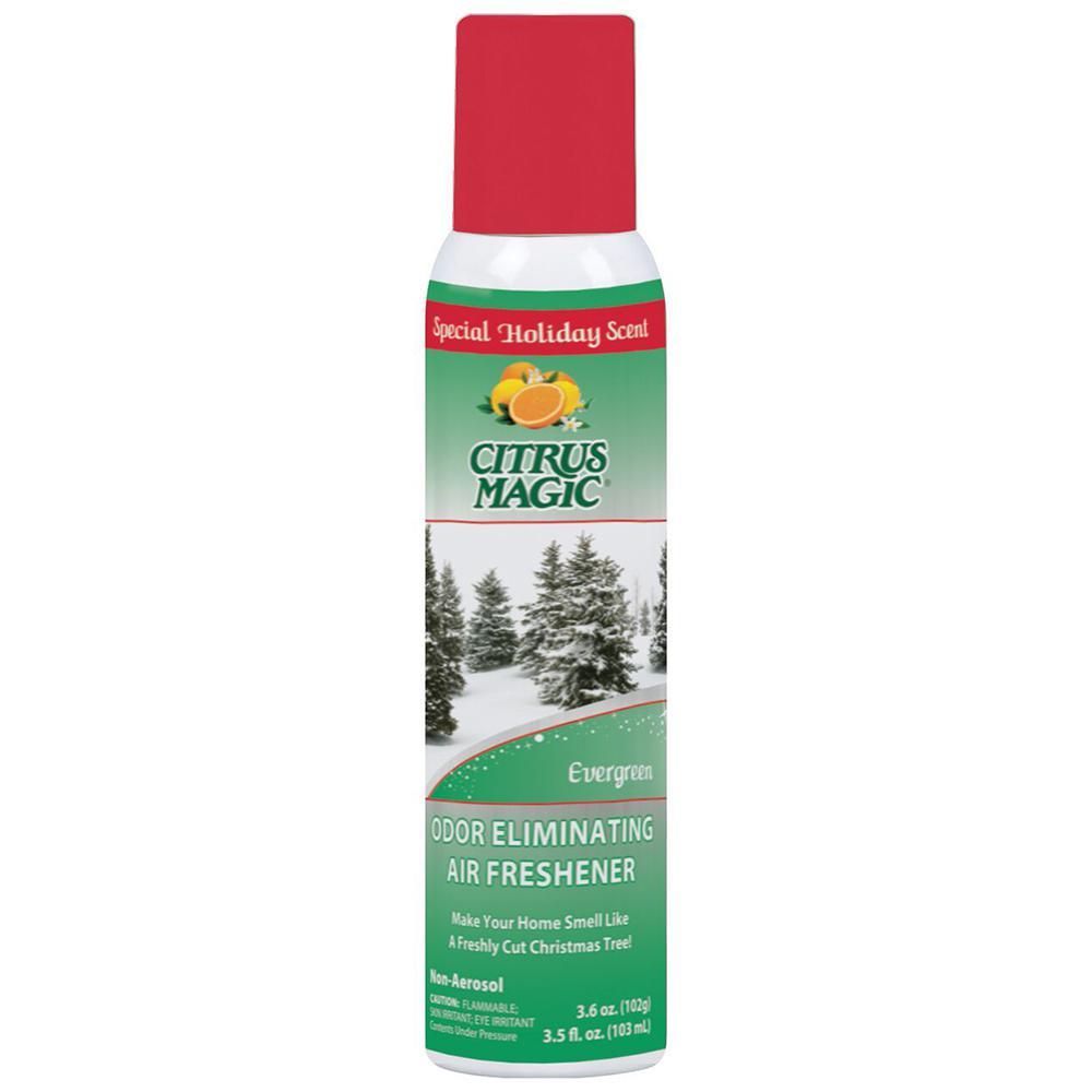 3.6 oz. Peppermint Twist Limited Edition Holiday Fragrance Spray Air Freshener