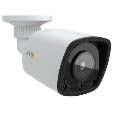 Wired 1080p IP Bullet Camera with 65 ft. Color Night Vision