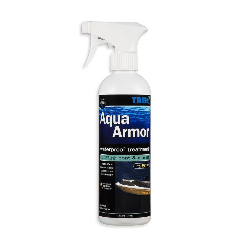 Trek7 Aqua Armor 16 oz. Fabric Waterproofing for Boat and Marine