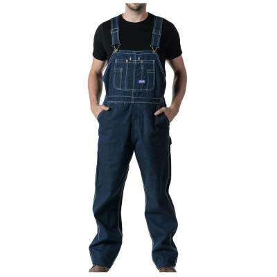 Men's Big Smith Rigid Denim Bib Overall - Unlined