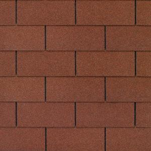 GAF Royal Sovereign Russett Red 25 Year 3 Tab Shingles (33.33 Sq. Ft. Per  Bundle) 0205700   The Home Depot