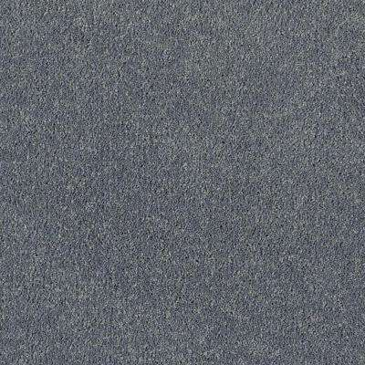 Velocity I - Color Mariner Texture 12 ft. Carpet