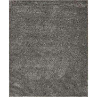 Solo Gray 10 ft. x 13 ft. Area Rug