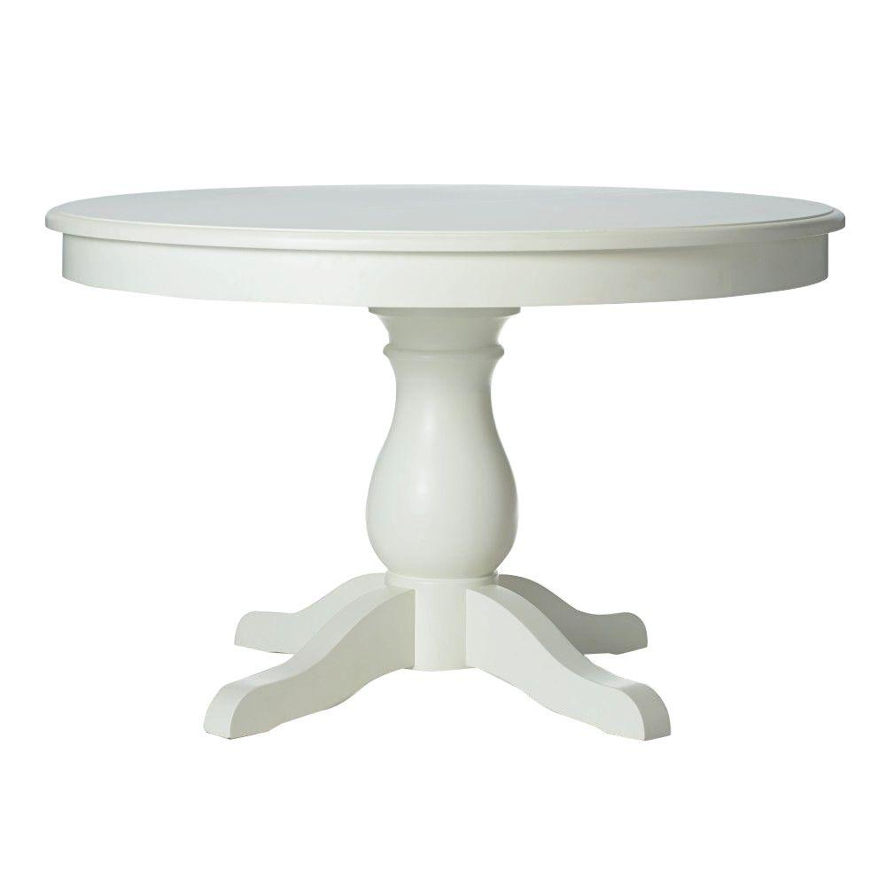 Hillsdale furniture sullivan ivory dining table 7766300440 the home depot