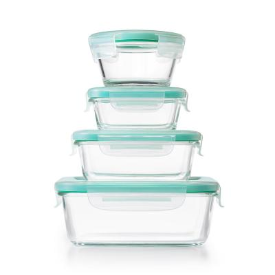 Good Grips 12-Piece Smart Seal Glass Container Set