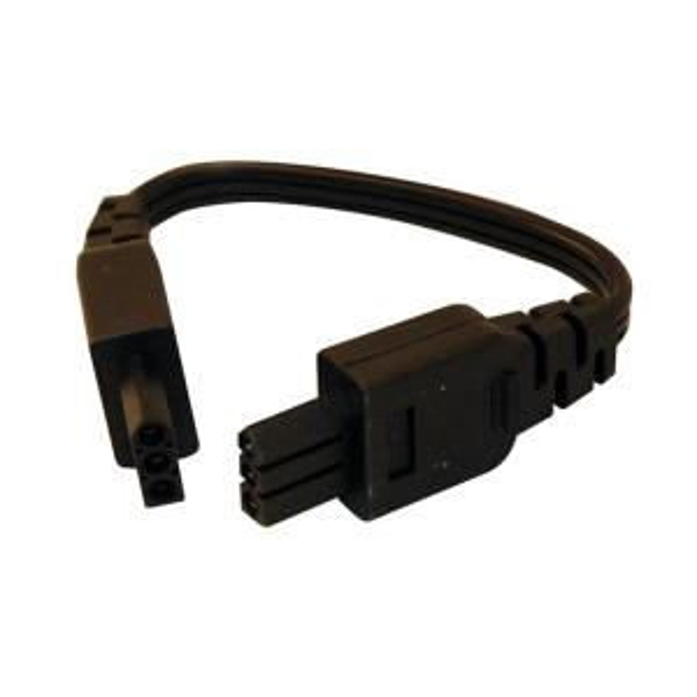 Pro-Series 8 in. Black Jumper Cord