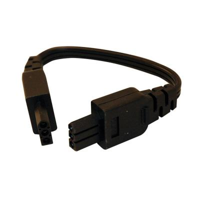 Pro-Series 8 in. Black Jumper Cord