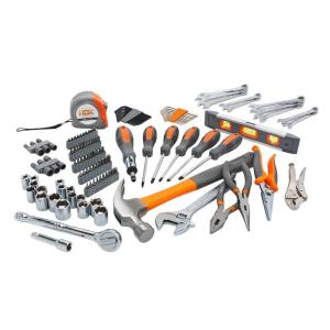 HDX Homeowner's Tool Set (137-Piece) by HDX