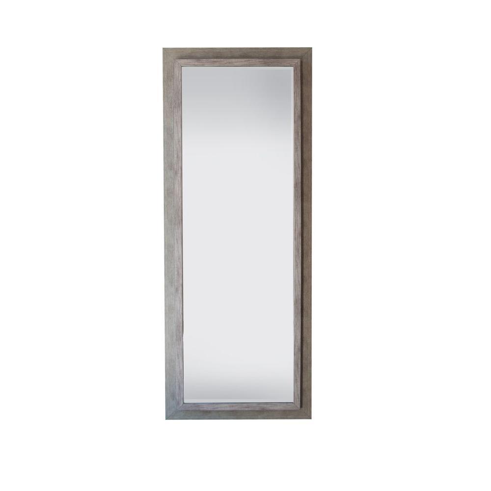 Simpli Home 67 in. x 27 in. Sherborne Decorative Framed Mirror-DISCONTINUED