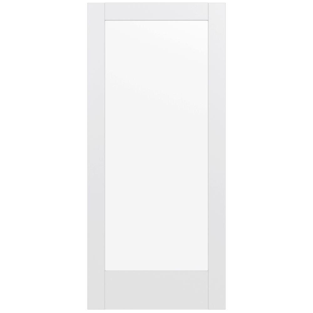 36 in. x 80 in. MODA Primed PMC1011 Solid Core Wood