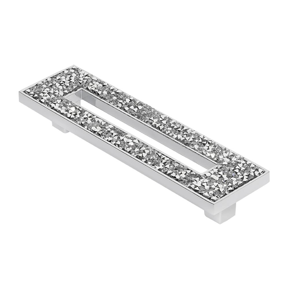 Exceptionnel Wisdom Stone Carraway 3 3/4 In. Chrome Cabinet Pull