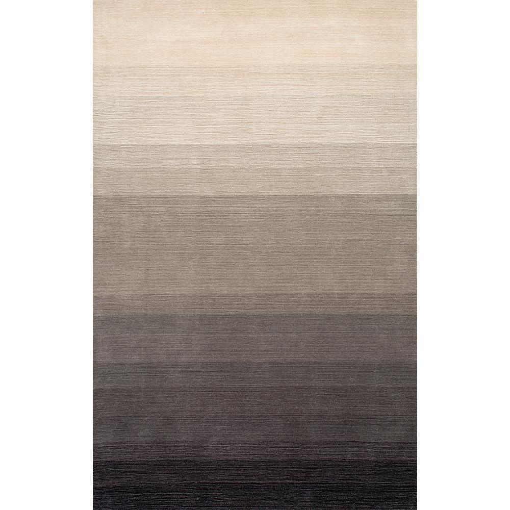 Nuloom Ombre Nelia Charcoal 5 Ft X 8 Ft Area Rug Mrhz01a